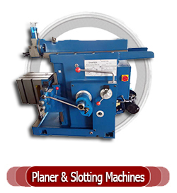 Planer & Slotting Machines