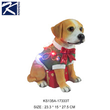 outdoor christmas lighted dog decorations outdoor christmas lighted dog decorations suppliers and manufacturers at alibabacom - Outdoor Dog Christmas Decorations
