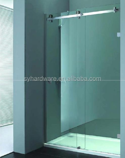 Special Price Glass Shower Door Accessories Sliding Door Set With Sus 304 B