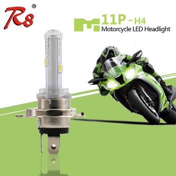 5 W Led H4 Motorcycle Koplampen M11p 700lm Elektrische Motorfiets ...