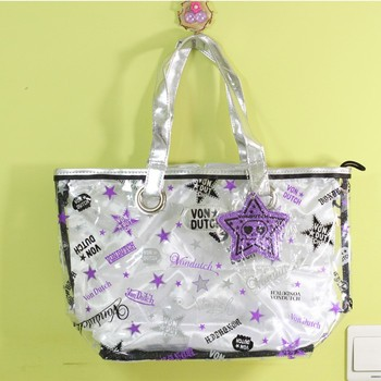 stock cheap 5% off plastic beach bag(SD-BB-009)