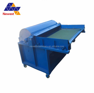 Easy operation carding machine for non-wovens/nonwoven carding machine/carding machine spare parts