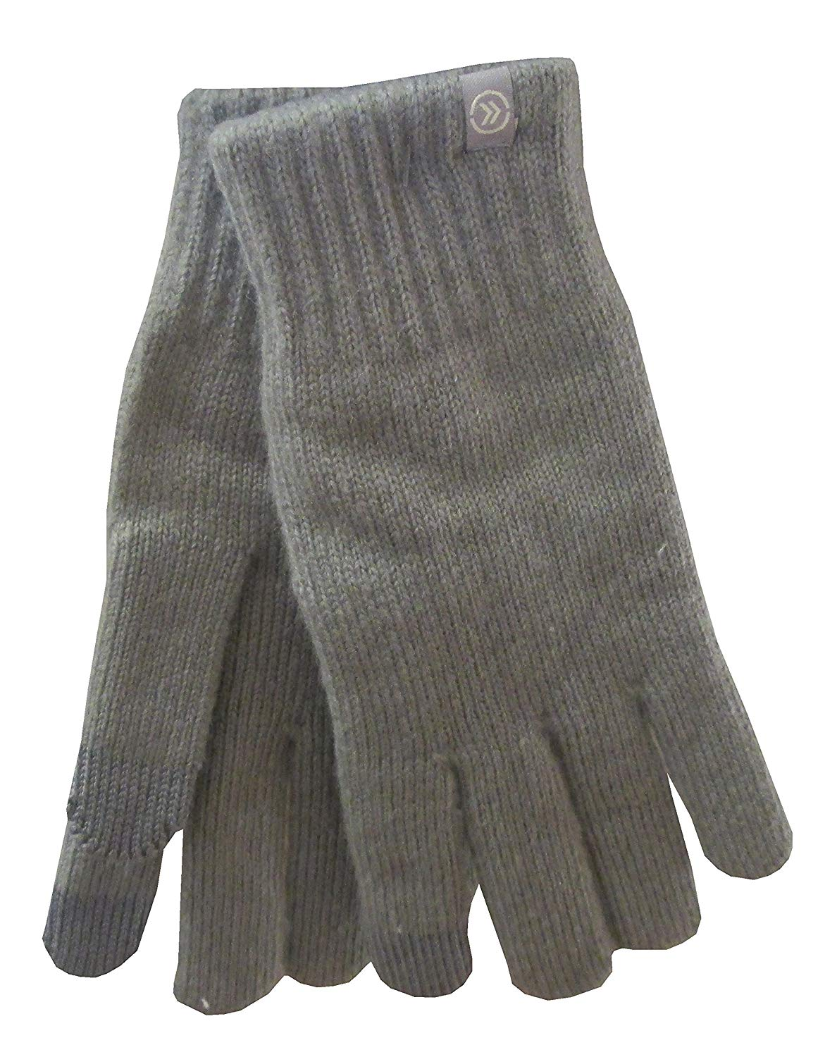 Isotoner Signature Brown Fleece Thermaflex SmarTouch Winter Gloves-Large NWT