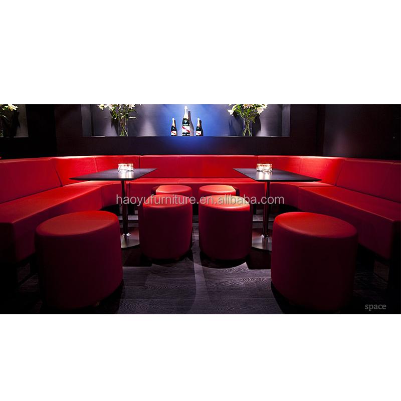 Night Club Decor Sofas Hy173 19