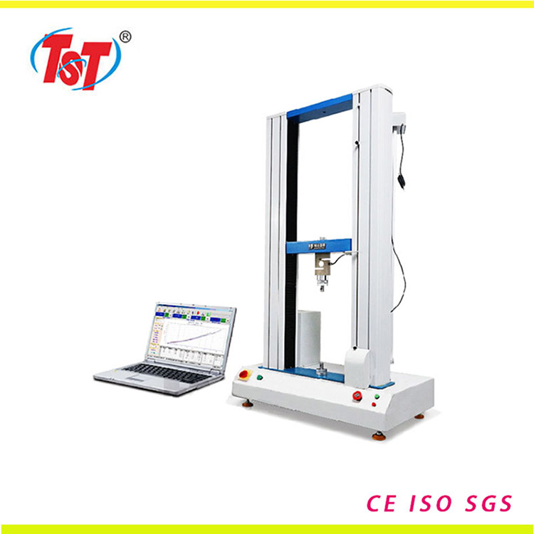 Electronic Auto ISO Push Pull Universal Strength Test Machine