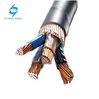 10m flry vehículo tubería Weiss 0,35mm² cable redondo vehículos galon cable de alimentación