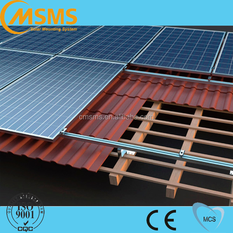 Pv Solar Panel For Home Use Low Price 6kw On Grid Solar