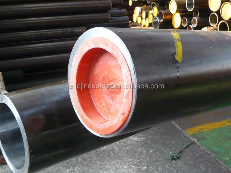 Prefessional DIN2391 St52 S.R.B.inner hydraulic cylinder tube for wholesales