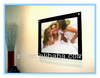 wall mounted + family photo frame + custmize A5 A4 A3 size + for wedding photograph + family photo frame