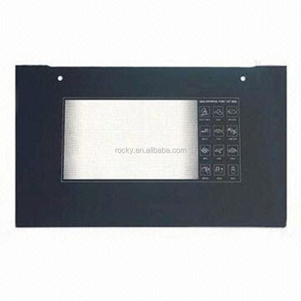 Qingdao Rocky high quality best price 2mm 3mm 4mm 5mm 6mm 8mm 10mm ttempered glass panel for oven door