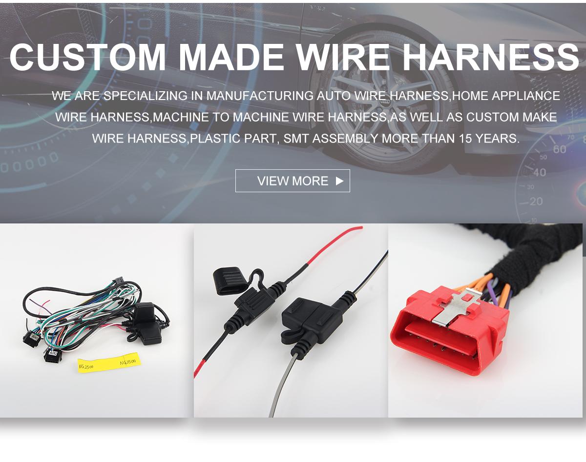 Wenzhou Hetai Electronics Co Ltd Wire Harness Auto Wiring Maincategories Pcb