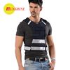 5cm reflective fiber mesh safety running vest