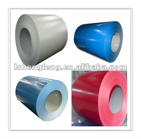 PPGI prepainted G I coil/color coated steel coil