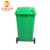 360 liter wheeled plastic dustbin outdoor trash can/garbage can price