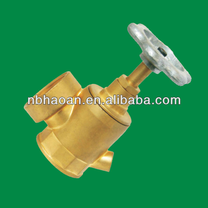 Pressure Fire Hydrant Valve and Fire Hydant Systems
