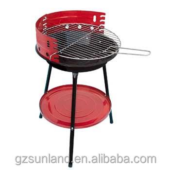 14u0027u0027 Backyard Grate Height Adjustable Bbq Grill With Trolley   Buy Grate  Height Adjustable Bbq Grill,Backyard Bbq Grill,Garden Bbq Grill Product On  ...