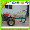 Hot sale single plough matached 15hp mini walking tractor,single plough / double plough used for farm tractor