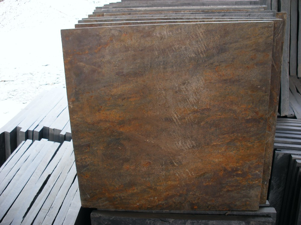 Interior Rustic Concrete Stone Slate Wall Panels