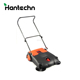 4kph shop and household automatic walk behind push floor scrubber and cleaner