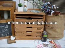 Schedario Ufficio Vintage : Promozione vintage file cabinet in legno shopping online per