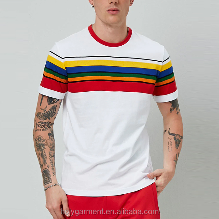sports apparel manufacturers 3/4 contrast raglan sleeve curved hem baseball t-shirt