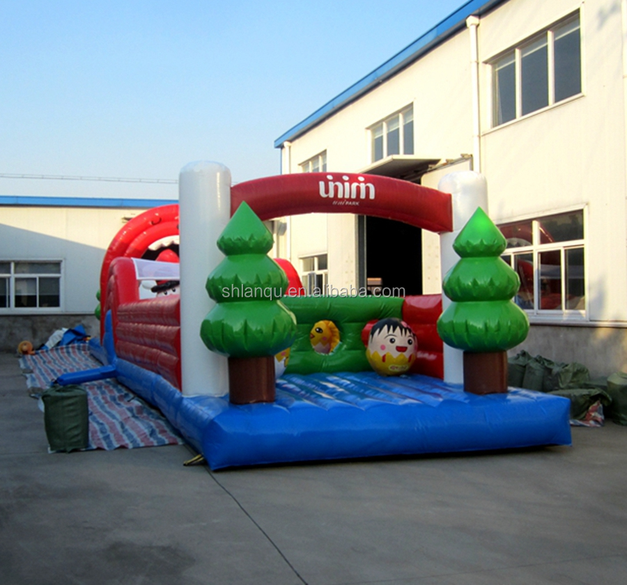 inflatable indoor obstacle course inflatable obstacle challenge