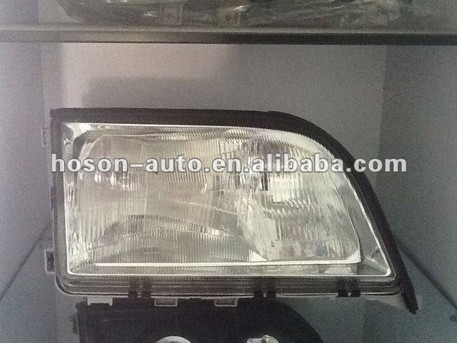 Head Lamp For W123
