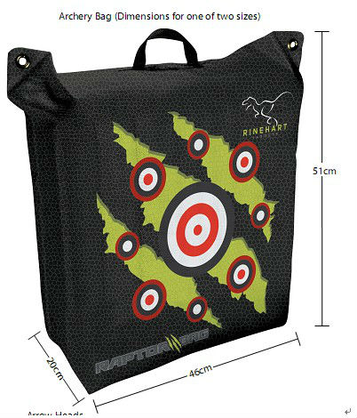 Polypropylene Archery Target Bag Cover Product On Alibaba