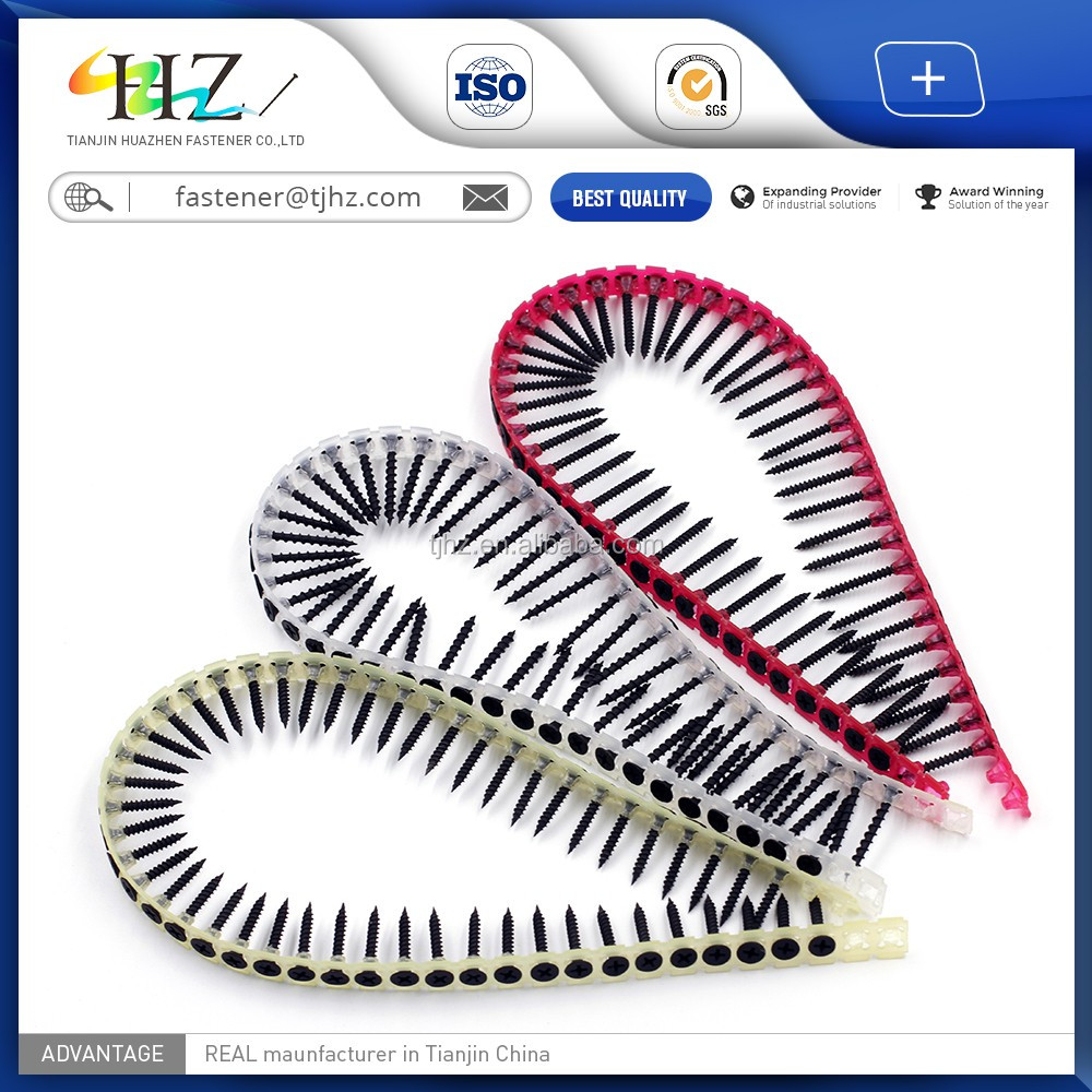 High demand factory price collated drywall screws for for Drywall delivery cost