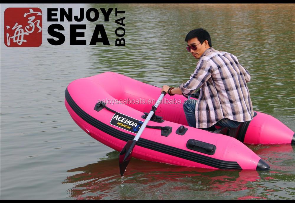la rose petit bateau gonflable bateau de p che pour enfants fabriqu s la main pour vente. Black Bedroom Furniture Sets. Home Design Ideas