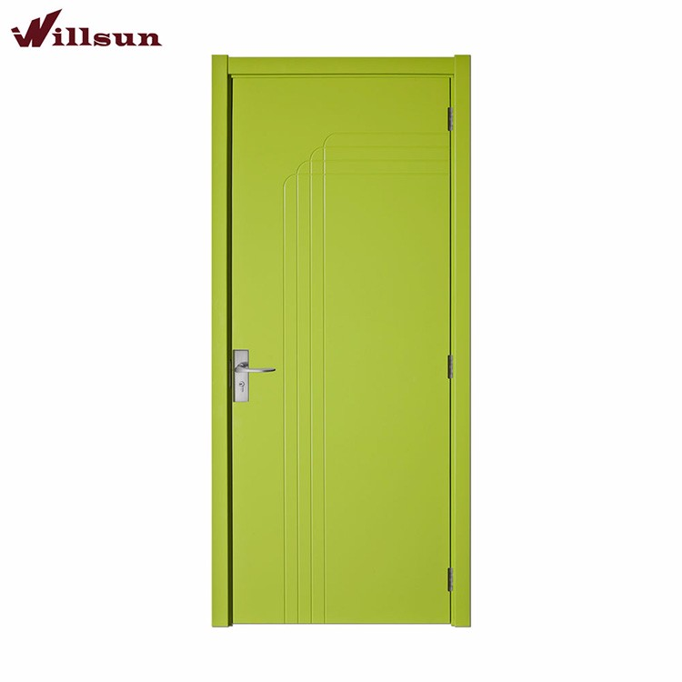 Colorful China Suppliers Quality Wooden Interior Doors Designs House Doors Interior White Interior Doors