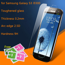 Premium Tempered Glass For Samsung Galaxy S3 Neo i9301 SIII I9300 Duos i9300i Screen Protector HD Toughened Protective Film