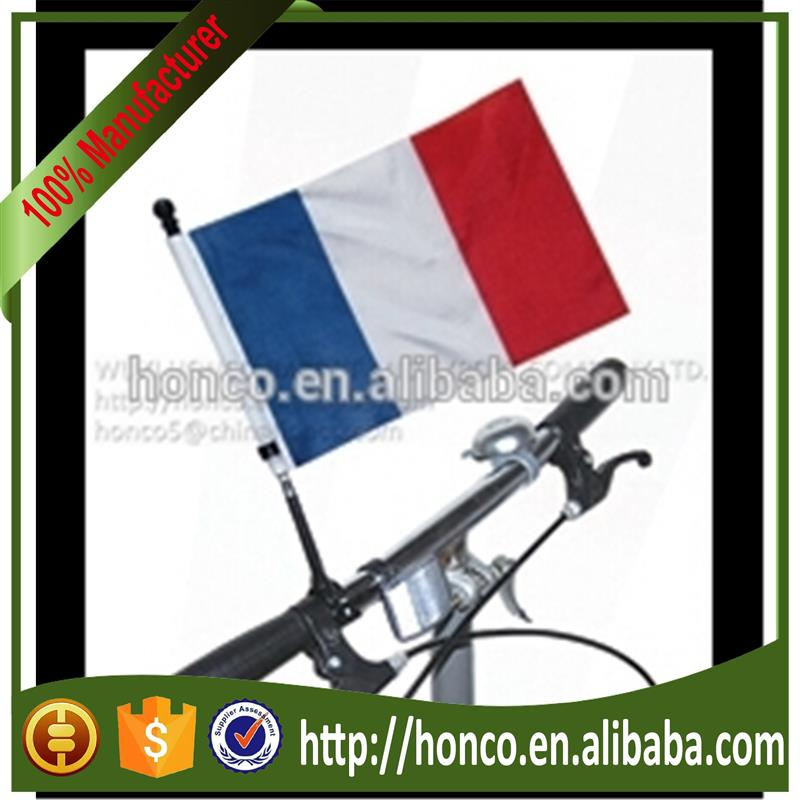 French Bike Flag/fracne bike flag for UEFA EURO 2016 FRANCE