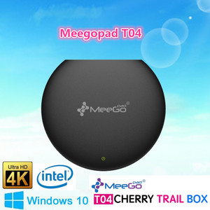 Dragonworth Meegopad t04 better than meegopad t02 2g 32g original OS win 10 quad core mini pc meego pad t04