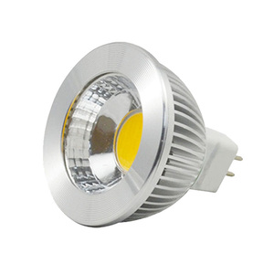 2 years warranty commercial recessed ceiling spot light 12v dimmable 5w cob mr16 led spotlight lamp price for hotel