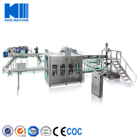 premade pouch bag filling sealing machine