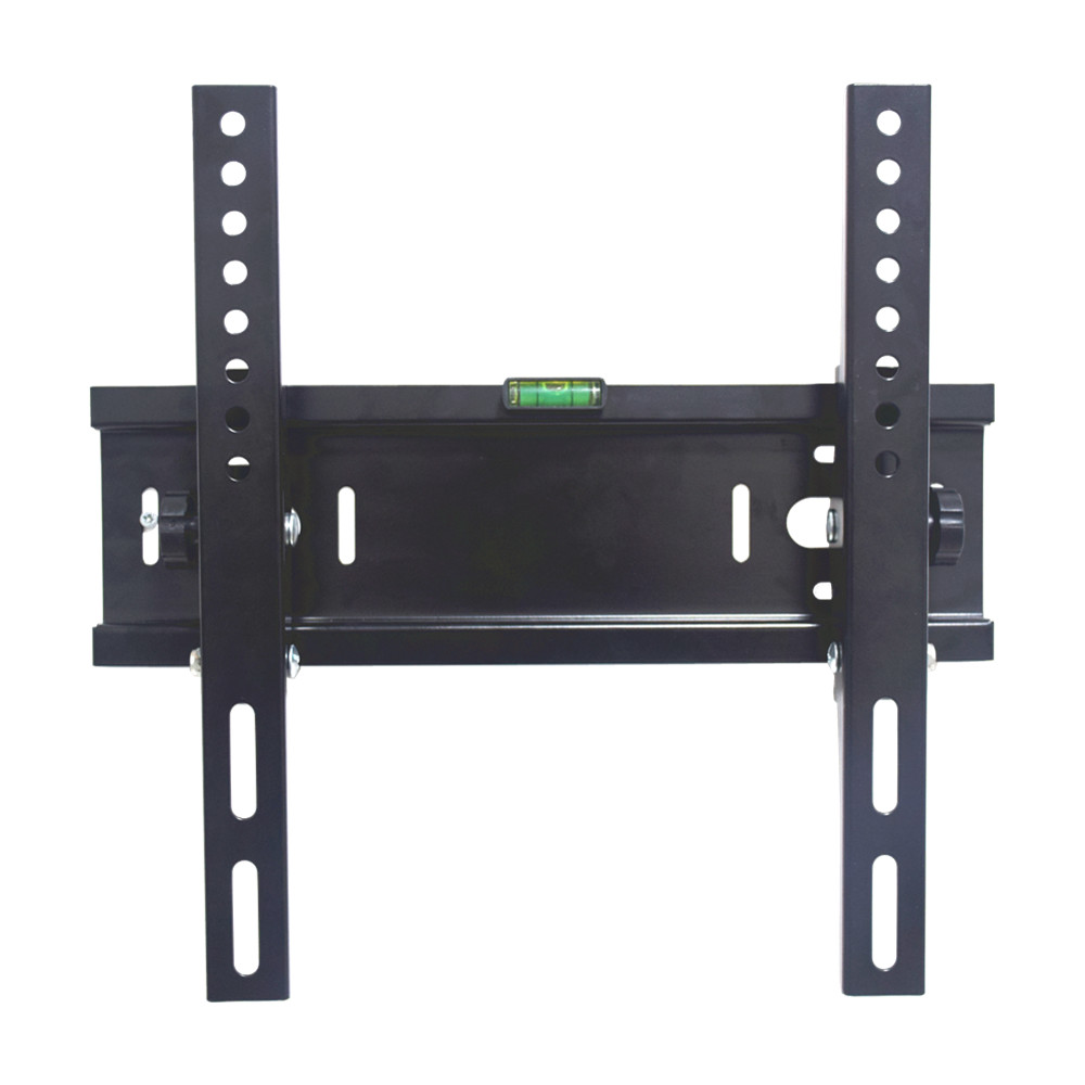 "Professional facotry OEM ODM sliding tilting 15 degree lcd plasma 14"" - 42"" tv wall mount bracket for hot sale in DUBAI market"