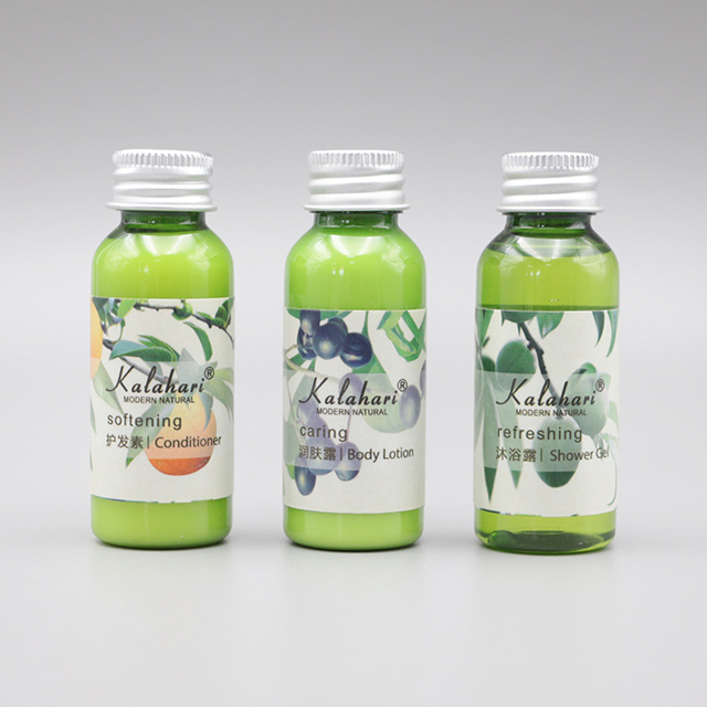Good selling 40ml fruit and flower essence shampoo