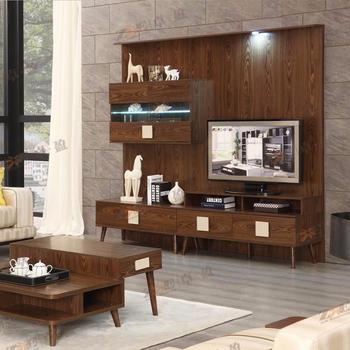 Tv Lcd Holzgehäuse Designs/moderne Wohnzimmer Tv Schrank Designs ...