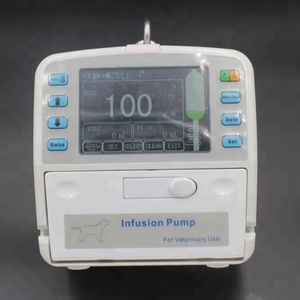 Meditech MT-IP1200 good price portable infusion pump with liquid heat  function
