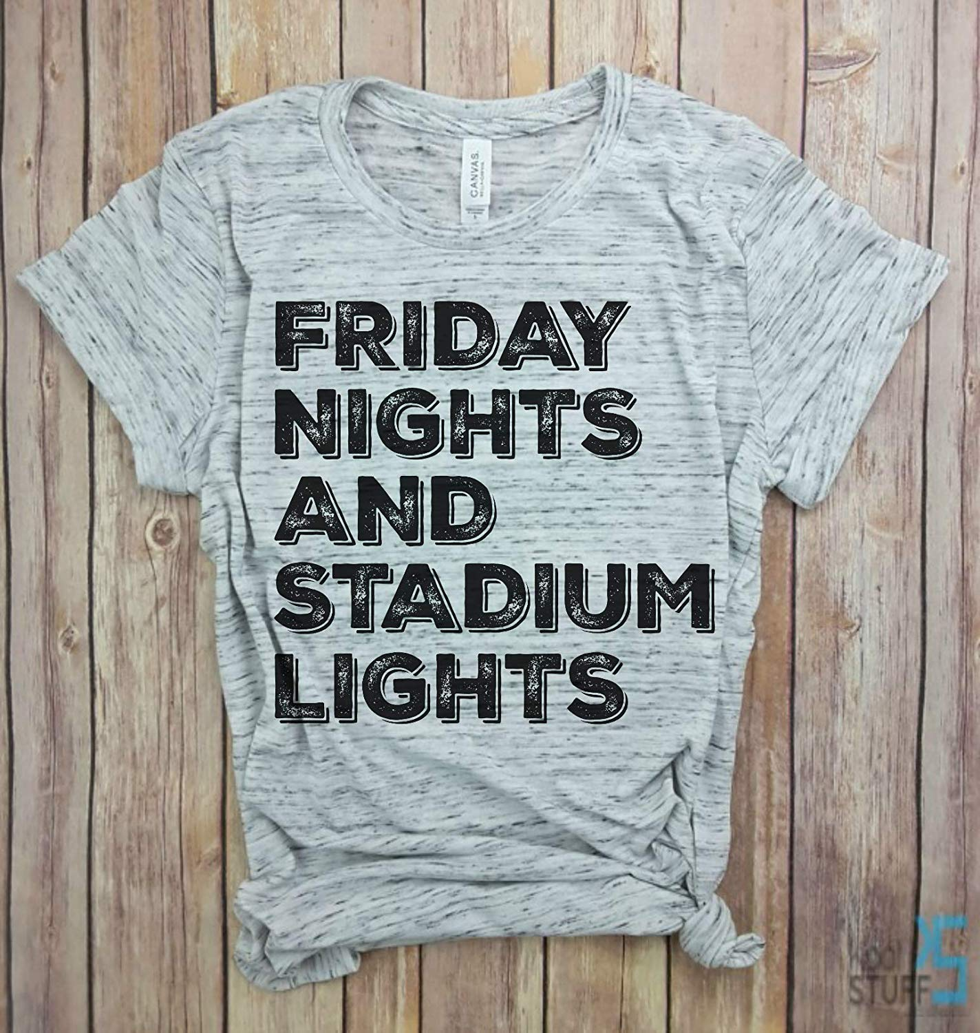 Friday Night Lights and Stadium Lights, Game Day Shirt, Football Tshirt, Football Sunday Shirt, Football Season, Sunday Funday, sorority game day shirt