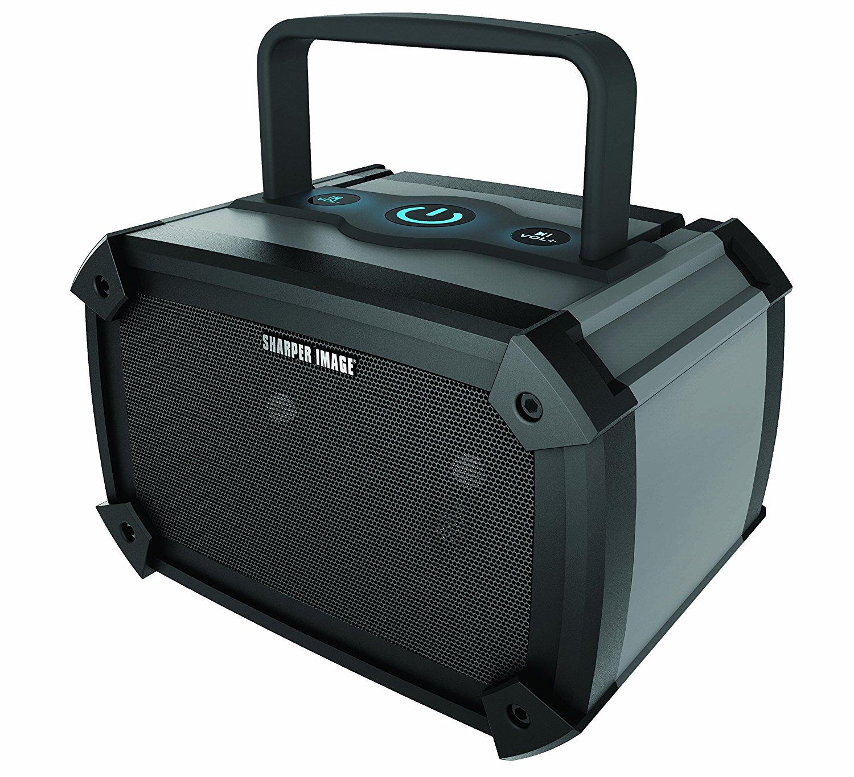 Buy Sharper Image Sbt617bk Rugged Outdoor Bluetooth Speaker 40