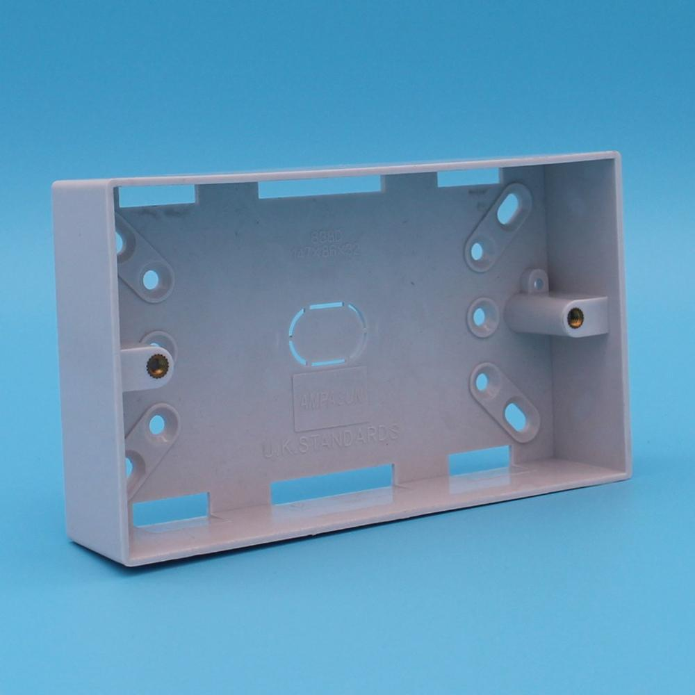 Pvc Wall Switch Box, Pvc Wall Switch Box Suppliers and Manufacturers ...