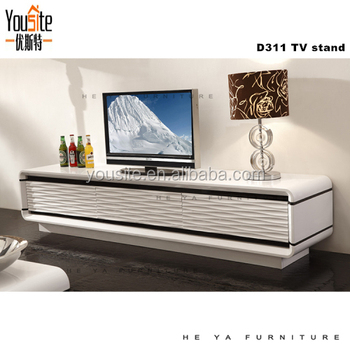 Wooden Furniture White High Gloss Tv Stand D311 Buy Television