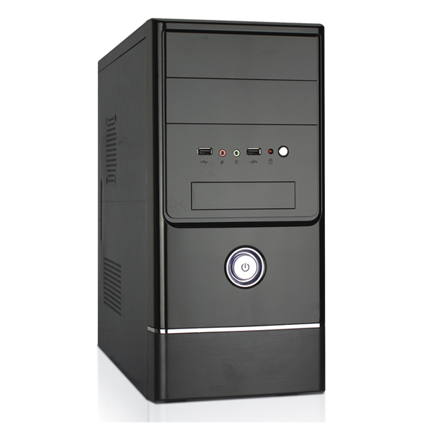 30 Series 2016 Newly Branded Plastic Steel SECC Material and Audio USB Front Ports Gaming PC Chassis