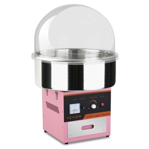 Vevor Cotton Candy Machine Candy Floss Maker Electric Floss Maker Commercial Use ,Cotton Candy Machine Cover