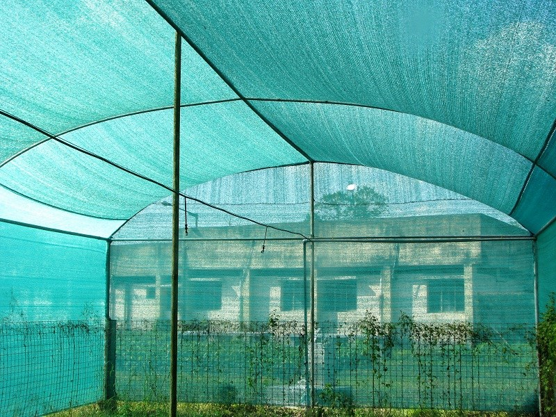 70% - 90% greehouse Shade Net for the cultivation of ornamental plants