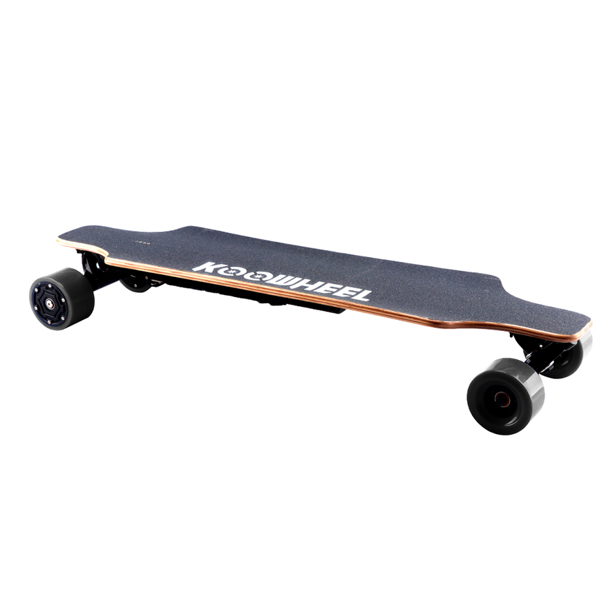 Koowheel D3M Battery Powered Old School E Board Skateboards with Motor
