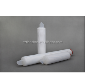 0.65 Micron 10 inch Polypropylene cartridge filters for soft drinks