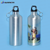 Sublimation Aluminium Sports Water bottle 400 ML 500ml 600ML